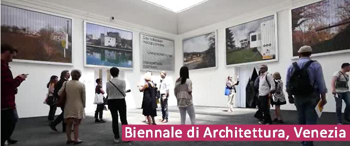 allestimenti dinamici biennale architettura